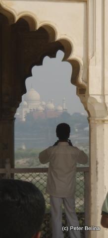 Inbegriff Indiens: Das Tadsch Mahal